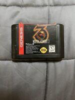 Mortal Kombat 3 Sega Genesis - Game Only - Tested, Works Great