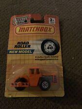 Matchbox Road Roller MB 40
