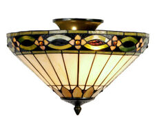 Tiffany Style Ceiling Up lighter