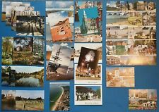 Collection of 40 Different NEW unused Hampshire & Dorset Postcards