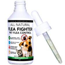 Traitement et Prévention des Puces Animaux Domestiques   Flea Fighter   La Meil