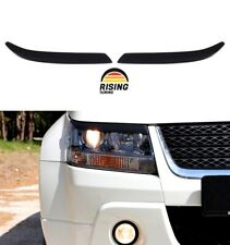 Eyelids eyebrows for Suzuki Grand Vitara / Escudo 05-16 Headlights cover eyelash