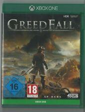 Greed Fall für Microsoft Xbox One ++