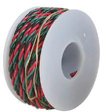 Wire Works # 322070230 Three Conductor Hookup Wire - #22 Gauge - 23'  MIB
