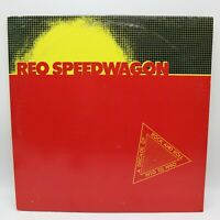 REO Speedwagon A Decade of Rock and Roll - PROMO - Vinyl Record LP Epic KE236444
