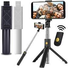 Extendable Selfie Stick Monopod Tripod + Remote Shutter Desktop Stand For Phone