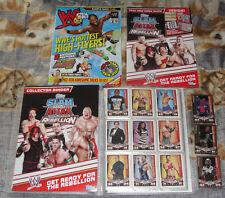Wwe Slam Attax Live Trading Cards Box of 36 Scellé Paquets 324 Random cartes