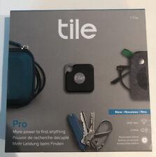 Tile Pro | Rt-15001| Item Tracker | Black | Brand New