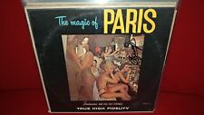 Fontanna and His 1001 Strings - The Magic of Paris  Rare White Lable LP Great L7