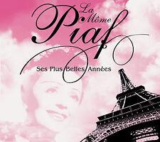 EDITH PIAF - LA MOME PIAF - SES PLUS BELLES CHANSON - COFFRET 6CD