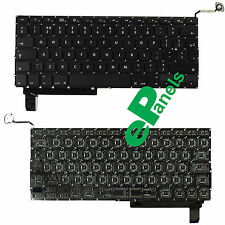 "Replacement Apple MacBook UniBody A1286 15"" Keyboard UK - Backlight Included"