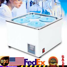 Lab Digital Electric Heating Thermostatic Water Bath Heat 3l12l Capacity Usa