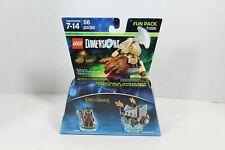 LEGO Dimensions Lord of the Rings Fun Pack 71220 - Gimli & Axe Chariot - NIB