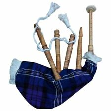 SL New Junior Bagpipes Playable/Child's Bagpipes Pride Of Scotland/Kids Bagpipes