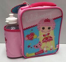 LALALOOPSY KIDS INSULATED LUNCH BAG & DRINK BOTTLE ZAK DESIGNS