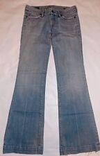 women's CITIZENS of Humanity faye Stretch low waist full leg Jeans denim size 29