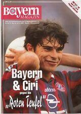 Bayern Magazin 11/47 , Bayern München - Kaiserslautern , 16.03.1996