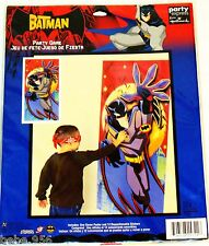 NEW ~ BATMAN BEGINS~  PARTY GAME    PARTY DECORATION