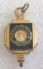 Vintage Granada Hills High School Class Souvenir Key Charm