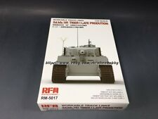 Rye Field Model RFM RM-5017 1/35 Workable Track for Tiger I Late production