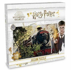 Harry Potter Hogwarts Express 500 Piece Jigsaw Puzzle Brand New - FAST DISPATCH