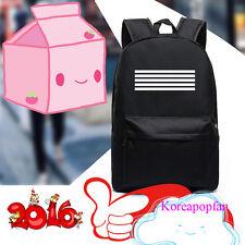 BIGBANG schoolbag bag backpack KPOP NEW BLACK G-DRAGON TAEYANG