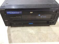Sony DVP-CX850D DVD Player