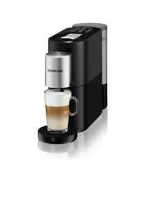 Krups macchina da caffe espresso NESPRESSO ATELIER XN890 nero new