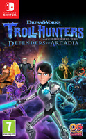 Troll Hunters Defenders of Arcadia Nintendo Switch Game