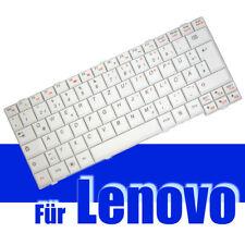 Original DE Tastatur für Lenovo Ideapad S12 S 12 Series - Weiss -