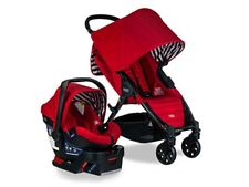 Britax 2018 Pathway Stroller & B-Safe 35 Car Seat Travel System in Cabana! New!