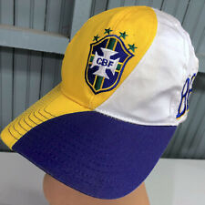CBF Soccer Brazilian Football Confederation VTG Snapback Umbro Baseball Cap Hat