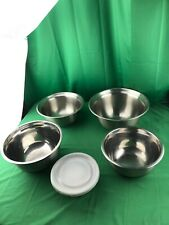 Royal Prestige 5 pieces mixing bowl set