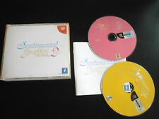 SENTIMENTAL GRAFFITI 2-DREAMCAST japan game