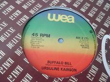 """Ursulina Kairson-Buffalo Bill-todo """"en la dirección correcta-disco 12"""""""