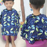 New Dolphin Child Salon Barber Hairdresser Hairdressing Hair Cutting Gown Cape