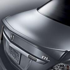Genuine OEM Acura RL Deck Lid Lip Rear Trunk Spoiler GRIGIO METALLIC Gray Grey