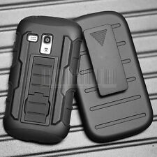 Armor Hybrid Rugged Holster Hard Case Cover For Samsung Galaxy S3 III