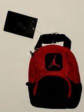Nike Air Jordan Mini Backpack Pouch Clip on Coin purse Bag
