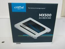 "NEW Sealed Crucial MX500 250GB Internal 2.5"" Solid State Drive SSD"
