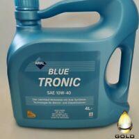 10W 40 ARAL Blue Tronic 4 Liter Motoröl 10w-40