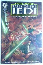 Star Wars Tales of the Jedi DARK LORDS OF THE SITH #1 of 6 Sealed w/Galaxy Card