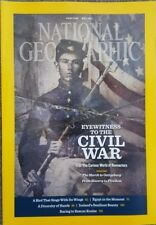 National Geographic Magazine - May 2012 - Eyewitness to The American Civil War