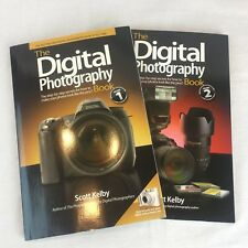 Photography Books Scott Kelby's Digital Photography Set, Volumes 1 and 2 2009