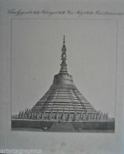 Originaldrucke (1800-1899) aus Asien mit figürlichem Motiv