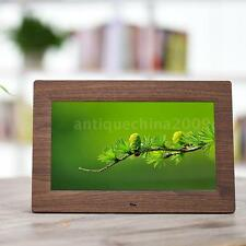 "10"" Full HD Digital Photo Frame Picture Clock Video Player with Remote Control"