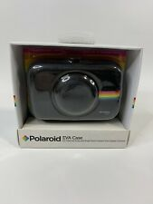 NEW Polaroid Eva Case for Polaroid Snap Instant Print Digital Camera (Black)