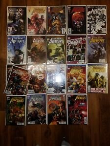 MARVEL COMICS LOT: NEW AVENGERS  - 20 ISSUES