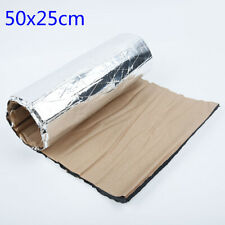 New Sound Deadener Car Heat Shield Insulation Noise Deadening Material Mat *1