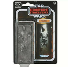 Star Wars The Black Series Han Solo (Carbonite) Exclusive / IN HAND / NOT MINT?